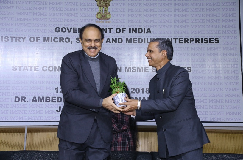 State Consultation on MSME Schemes